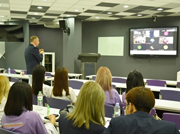 College of Hospitality Industry Management Has organized an international seminar (International Seminar) Via the online system Google Meet on the topic of the impact of the situation Co-Vid 19 ready to brainstorm To find solutions, find solutions