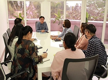 Chinese student admissions planning meeting Academic year 2021